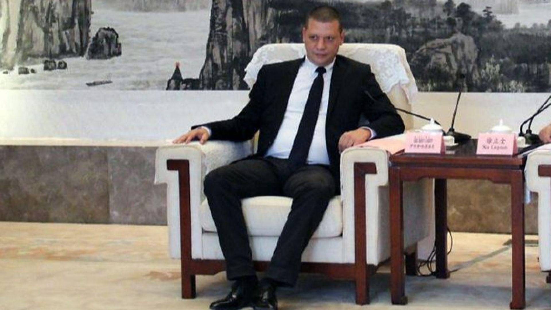 Комунистически лидер в Китай към Илиян Тодоров: Вие сте млад, но напълно завършен като личност