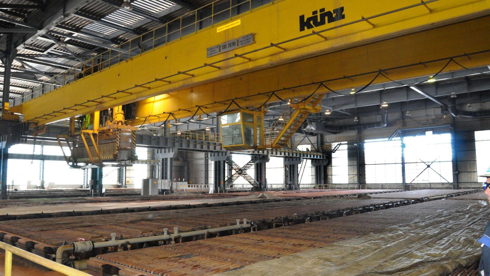 НСИ отчете ръст в индустрия, строителство и търговията
