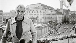 Ленард Бърнстейн - един нюйоркчанин във Виена