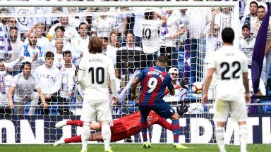 """""""Бернабеу"""" пак потъна в срам, Реал счупи исторически антирекорд"""