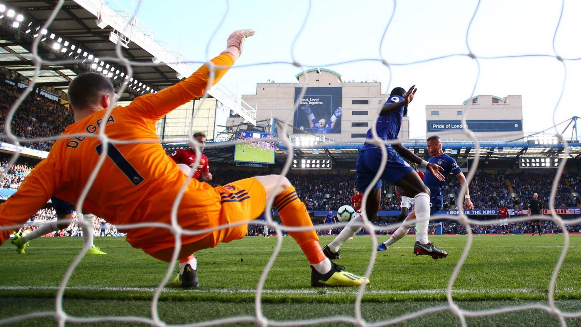 Челси разби сърцето на Жозе с гол в последната секунда