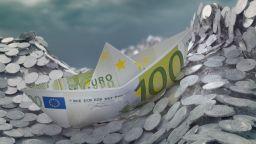 Италианският дълг може да предизвика разпад на еврозоната