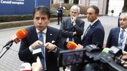 Италия няма намерение да напуска еврозоната