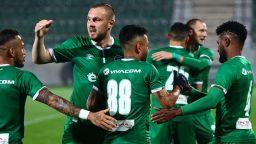 Аутуори остави Лудогорец първи след успех над силен Левски