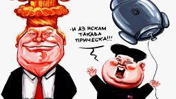 Смях през сълзи в пет карикатурни изложби в Дома на хумора в Габрово