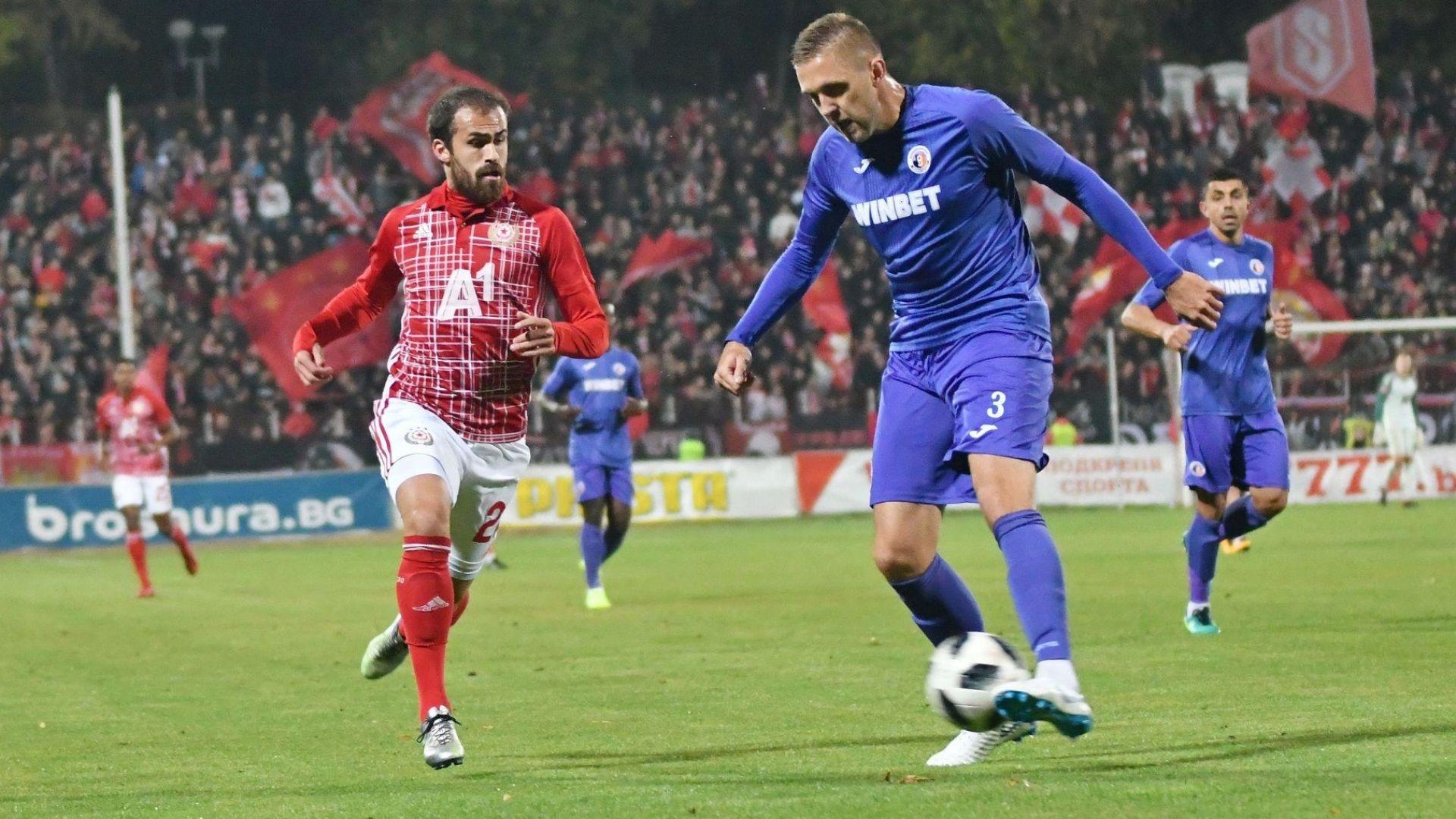 ЦСКА отрече за трансфер на португалския си плеймейкър