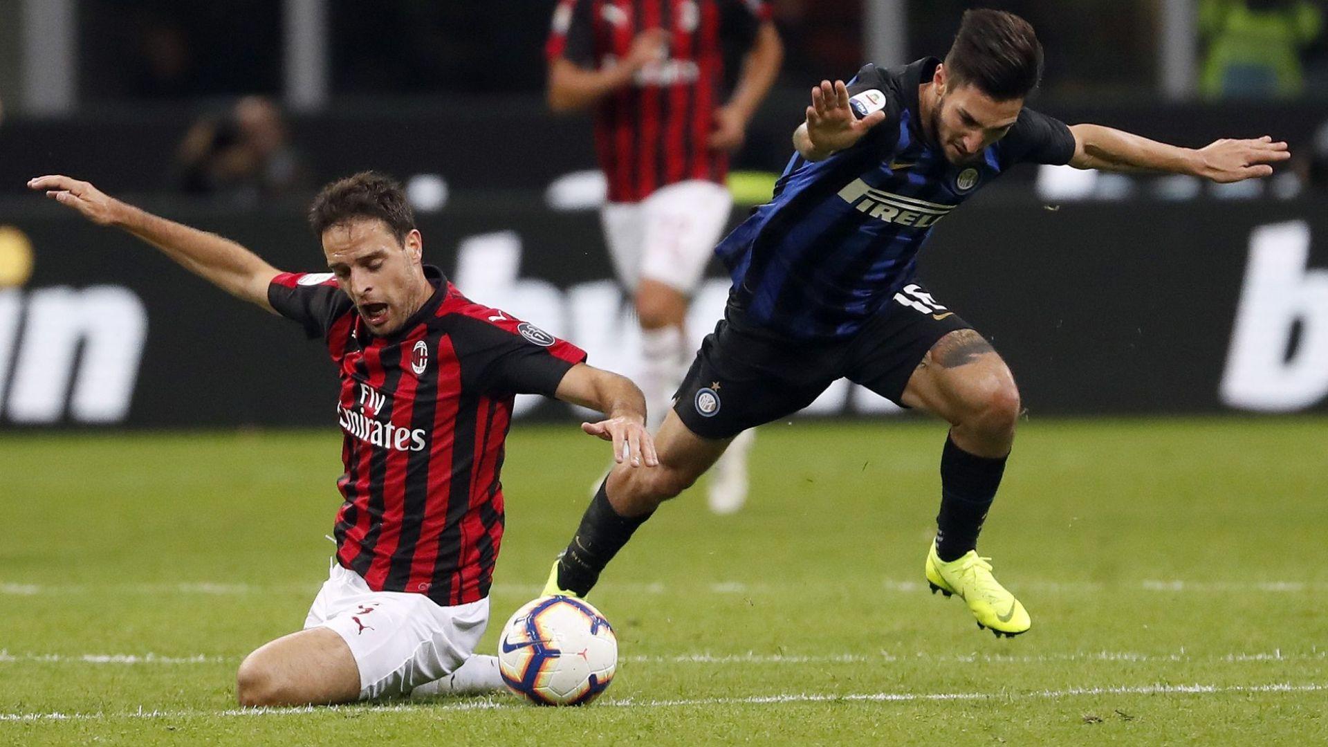 Интер е господарят на Милано след гол в добавеното време