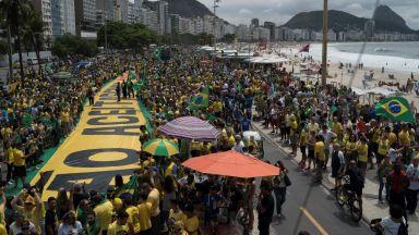 Жаир Болсонаро настъпва: Ще изметем червените бандити от Бразилия