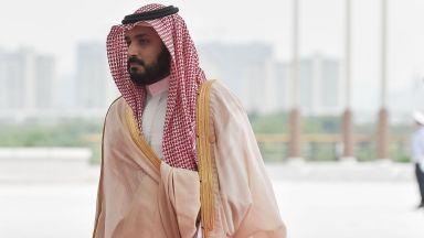 Саудитският принц се свърза със сина на Кашоги, докато Макрон и Тръмп обсъждат убийството