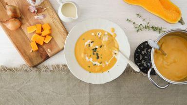 3 есенни супи под 200 калории