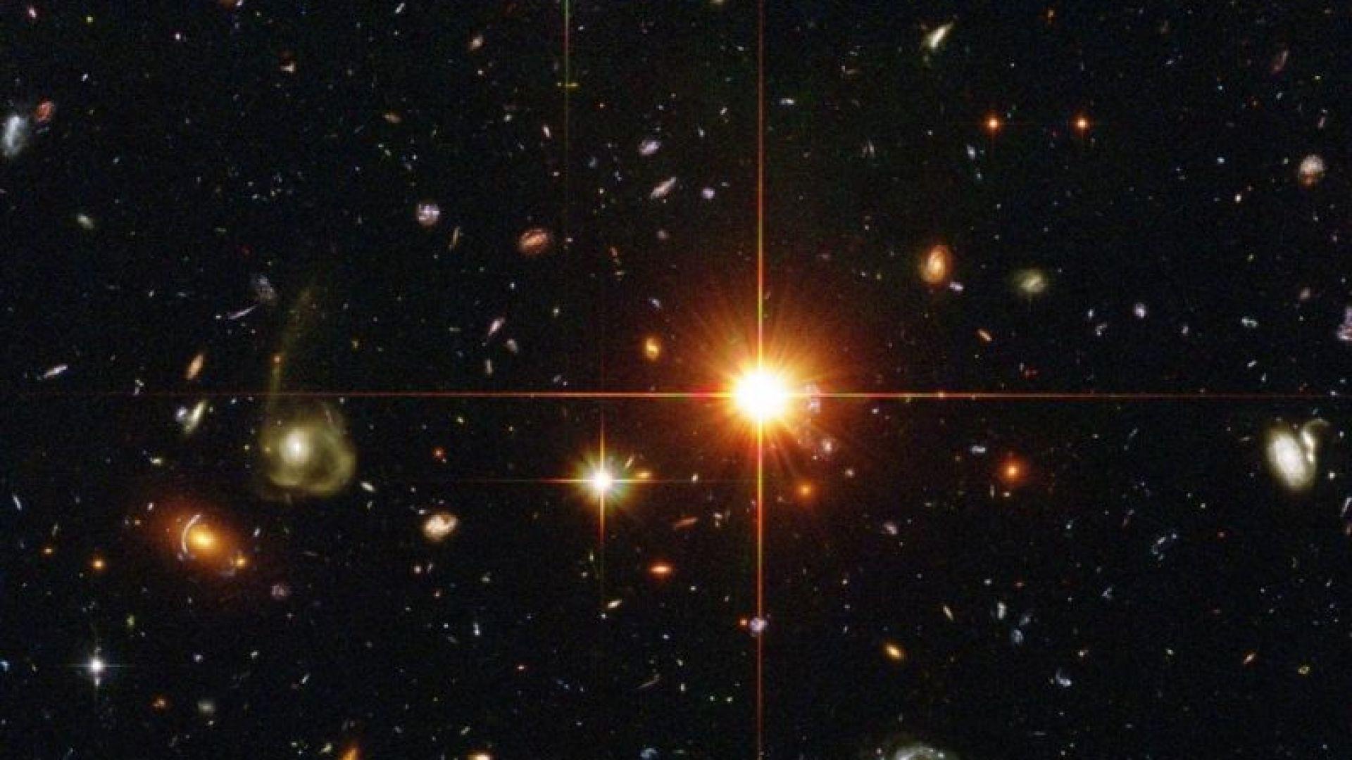 Учените откриха колко фотони има във Вселената