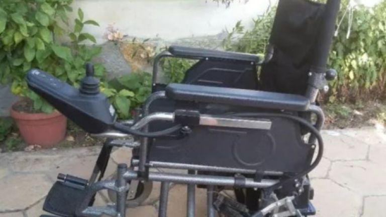 Малолетни крадци задигнаха инвалидна количка за 3000 лева