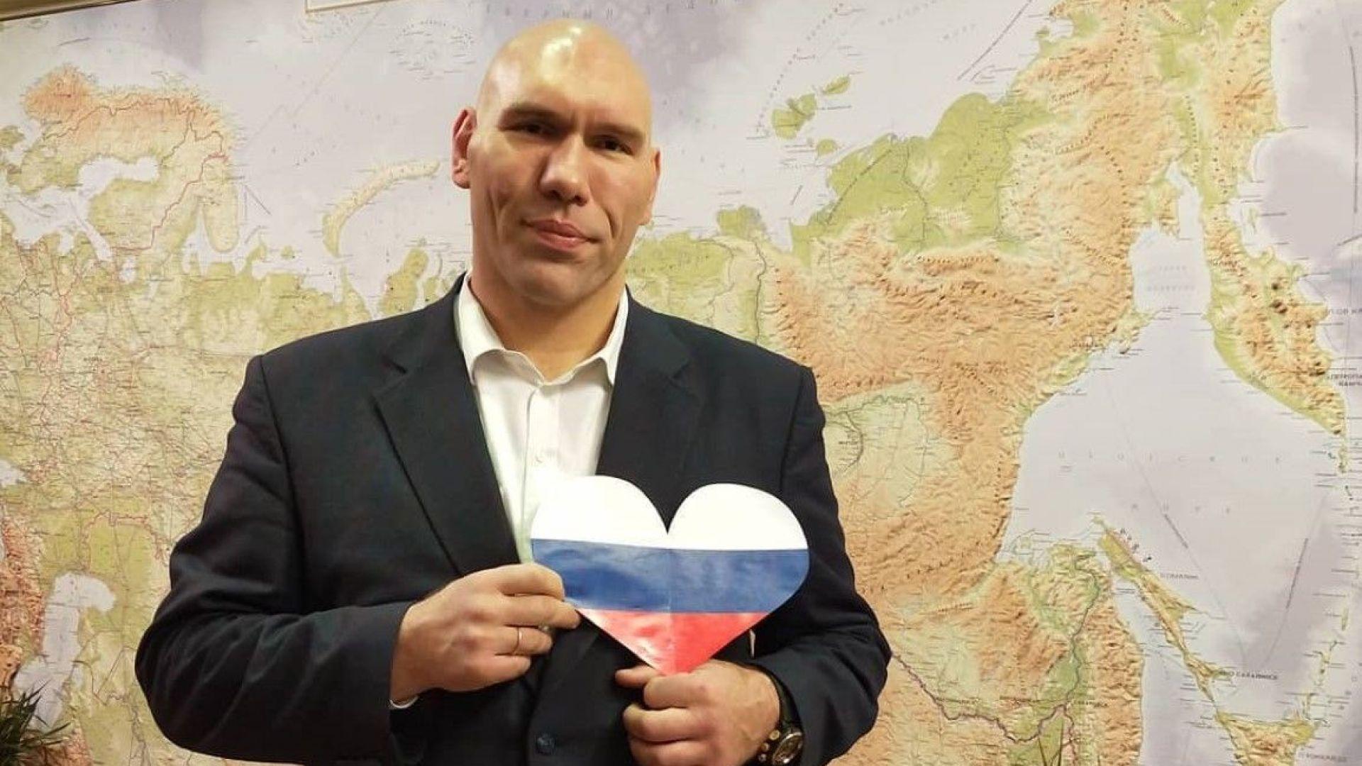 Легендарният боксьор Валуев се бори с тежка болест