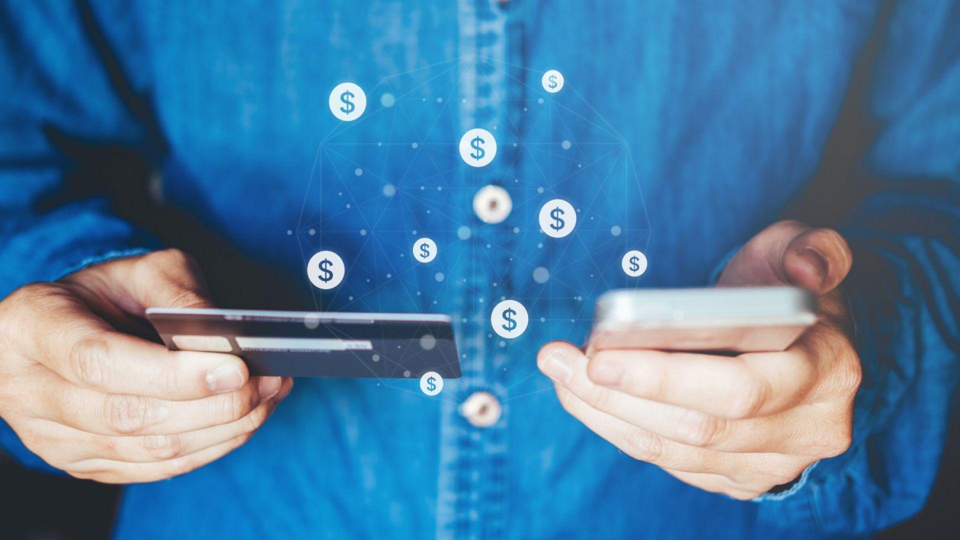 Сигурността е ключова, когато става дума за мобилно боравене с финанси и средства