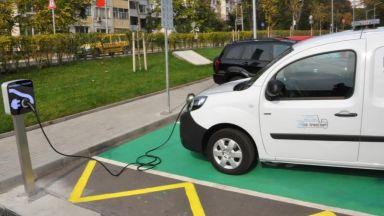 Още една безплатна зарядна станция за електромобили в Бургас