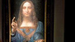 """""""Спасителят на света"""" на Леонардо изчезна"""