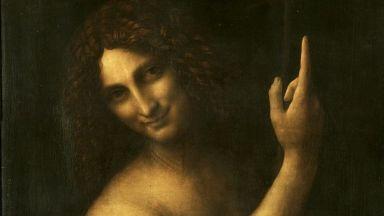 Леонардо да Винчи е имал страбизъм?