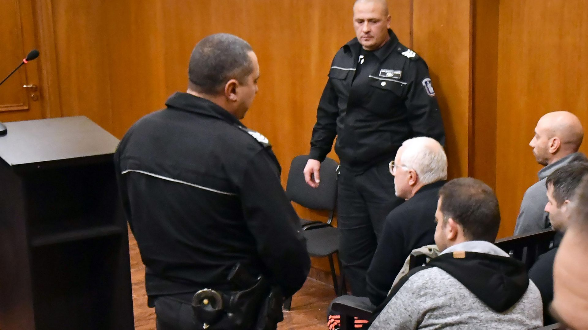 Спецсъдът остави за постоянно в ареста Иван Тодоров, Петър Манев,