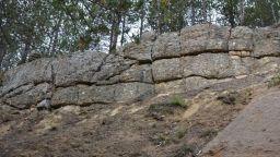 Открита крепостна стена в Родопите доказва теорията за Микенска Тракия