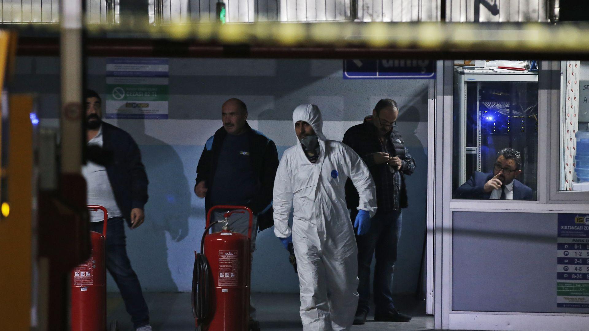 Следователи са намерили два куфара, съдържащи лични вещи на убития