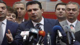 Скопие не прие критиките на Москва за гласуването на Преспанското споразумение
