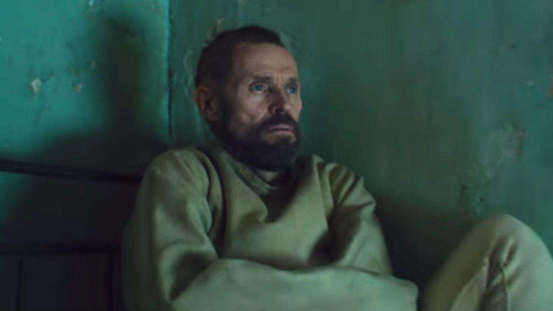 Уилям Дефо като Ван Гог