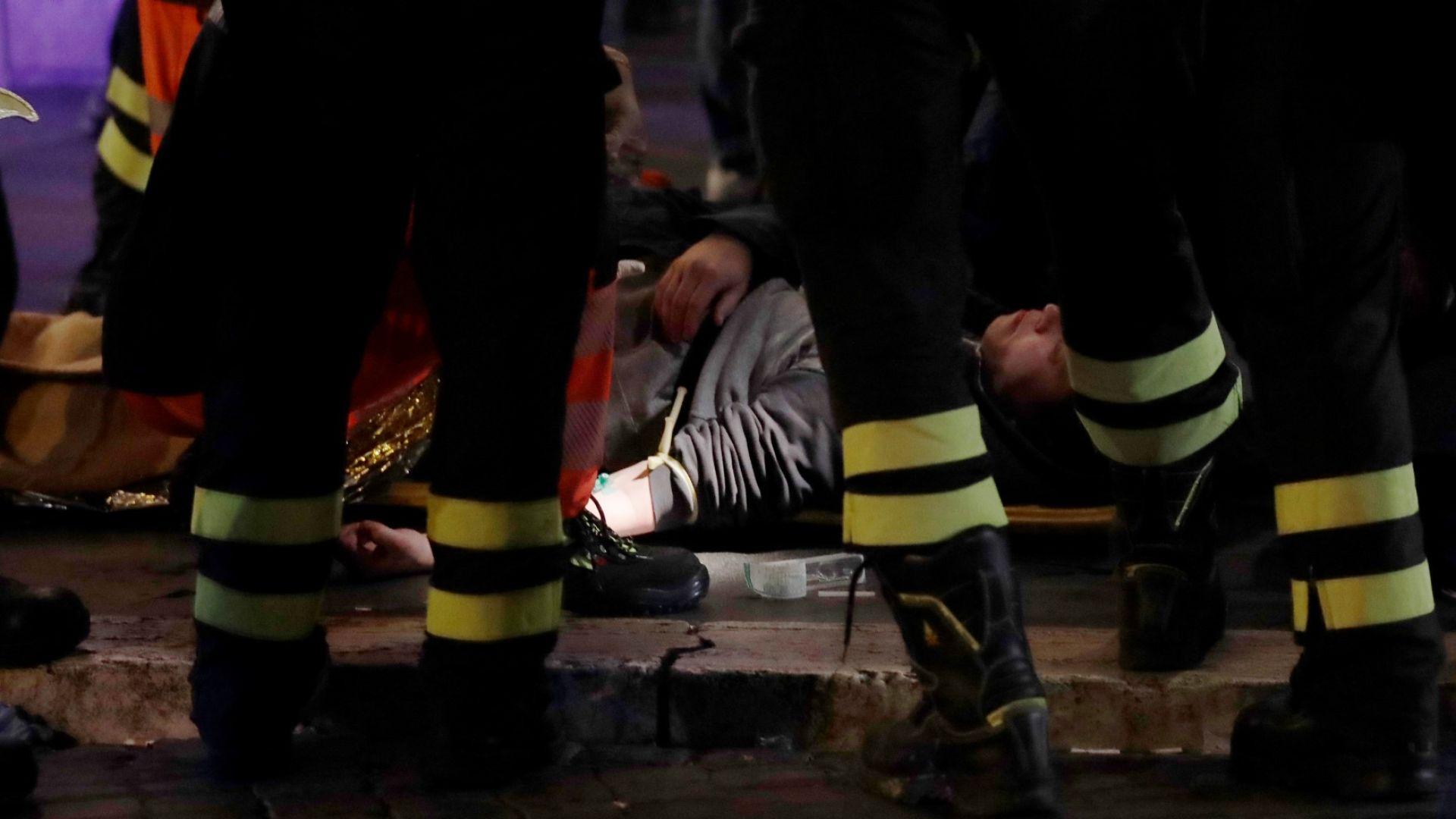 24-ма са ранените при инцидента с ескалатор в Рим, повечето са руснаци