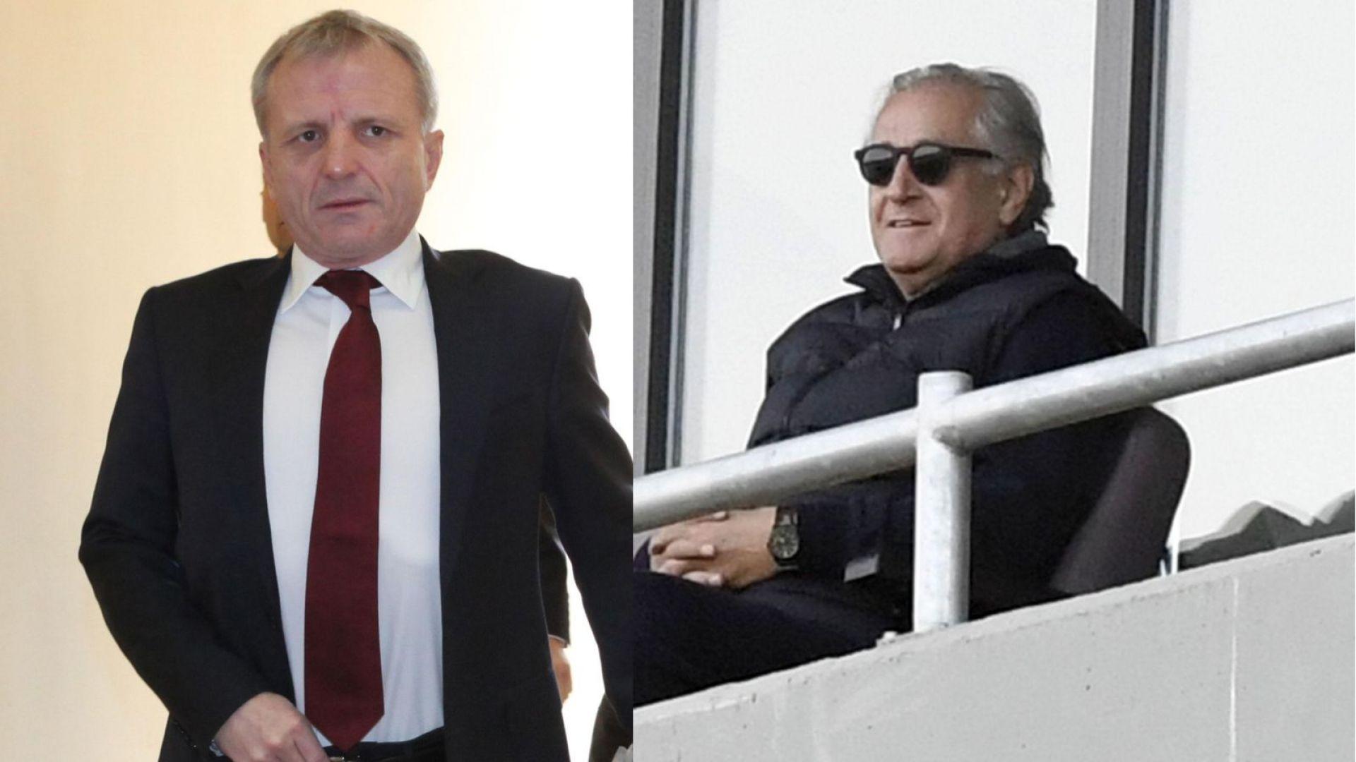 Шеф в Лудогорец: Между Русев и Ганчев се оформя коалиция