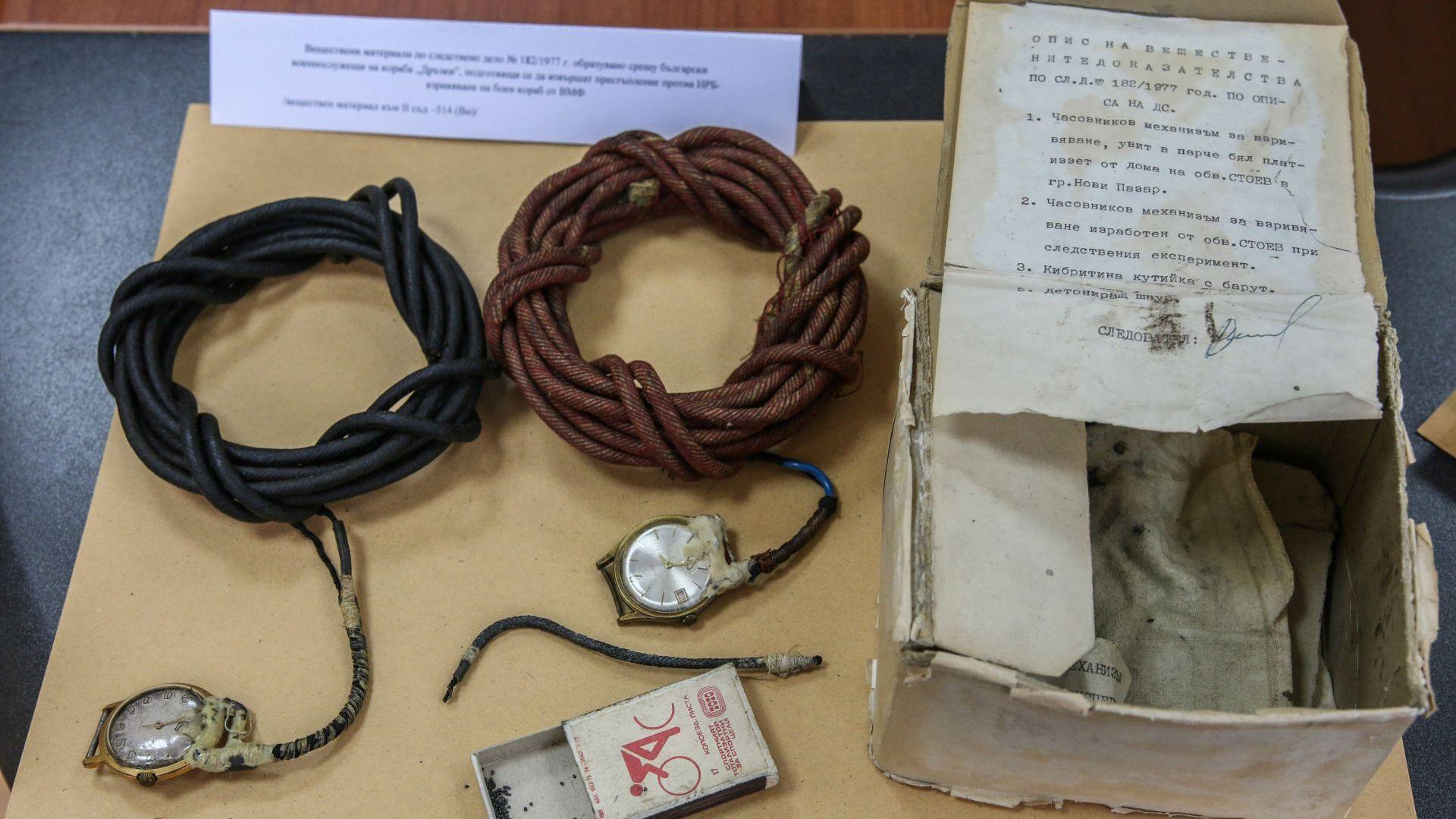 Уникални снимки и видео от архивите на Държавна сигурност
