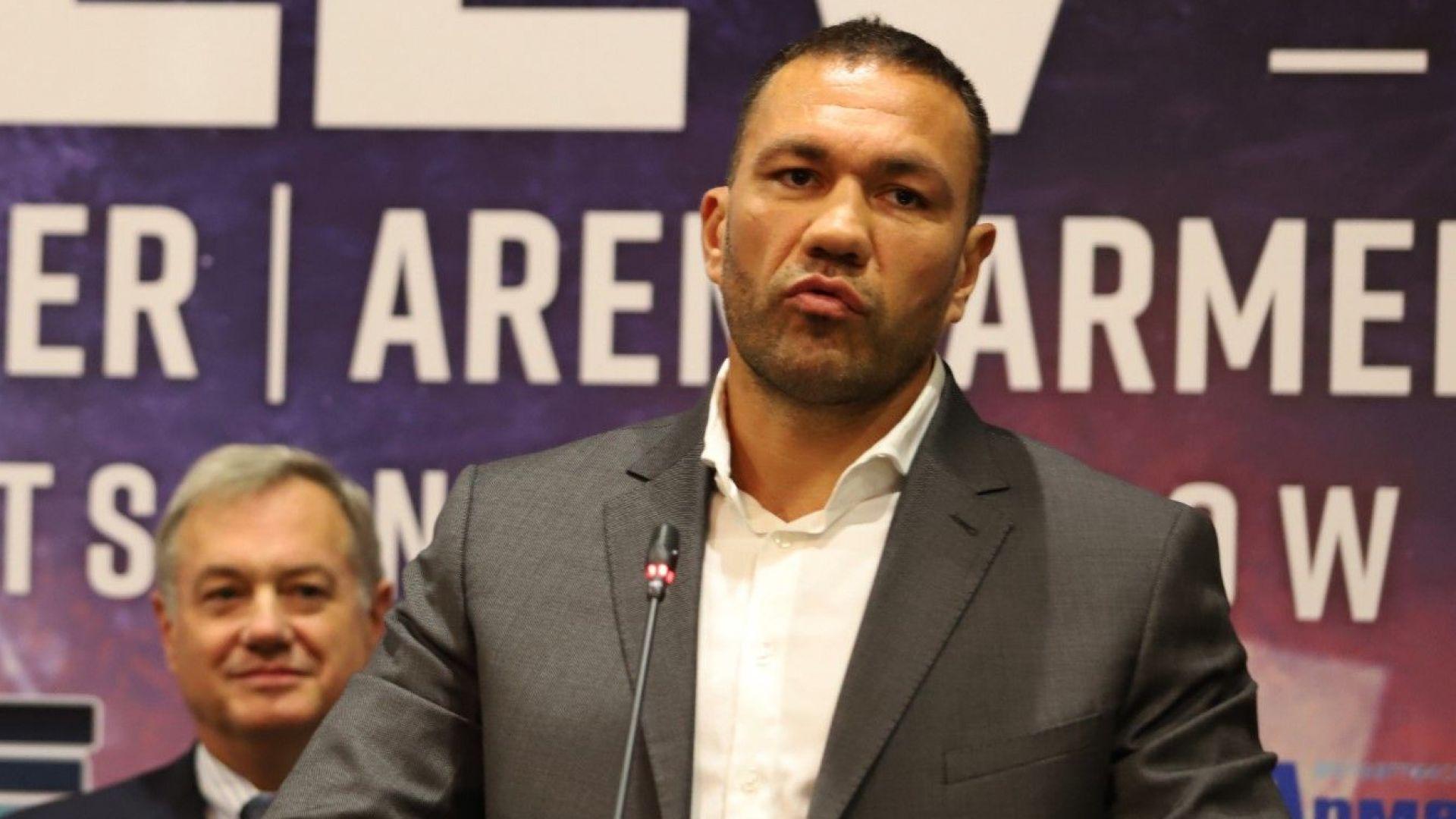 Кубрат Пулев: Подобен мач в България не е имало, напълно готов съм