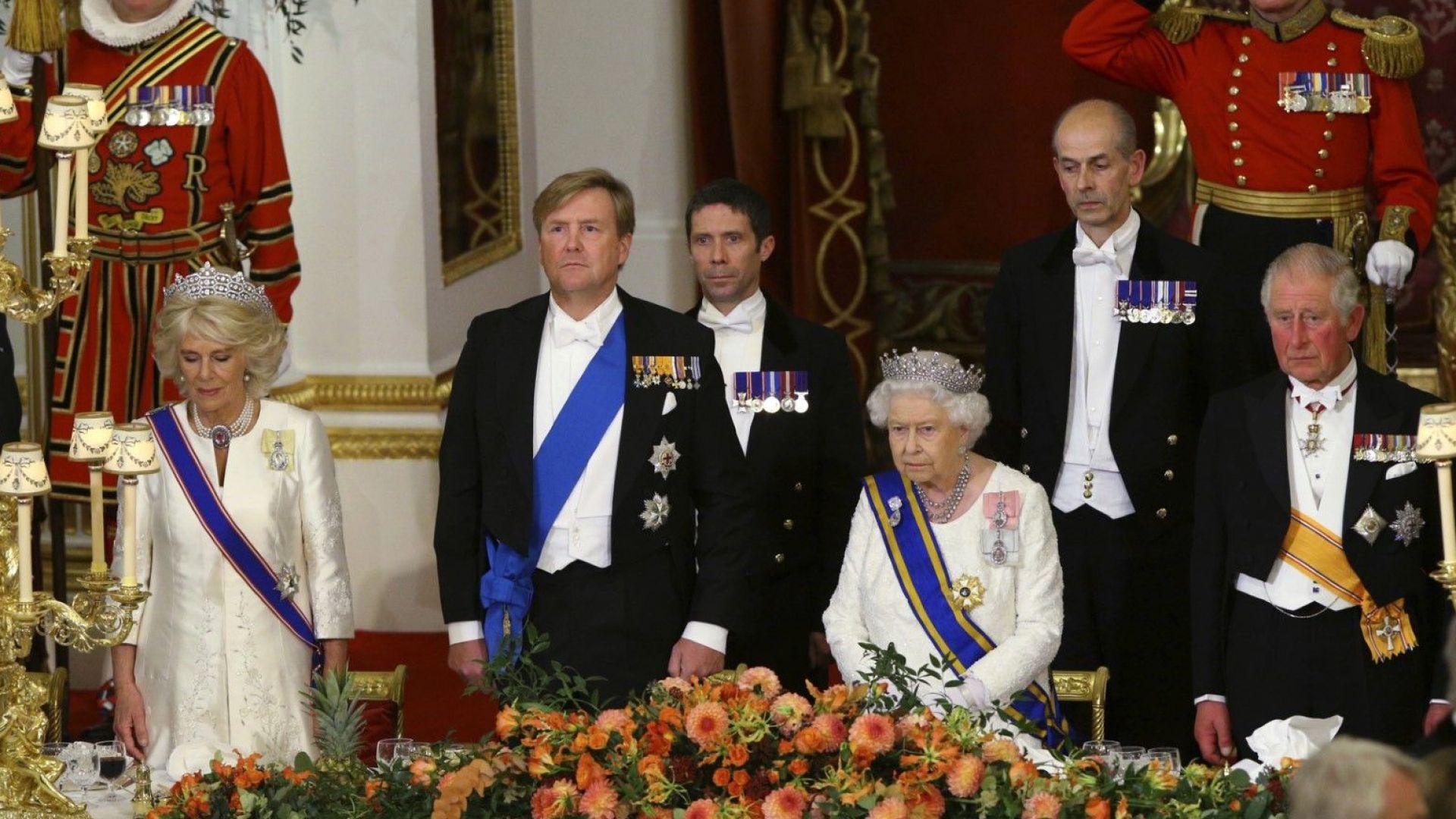 Кралица Елизабет II коментира за първи път Брекзит