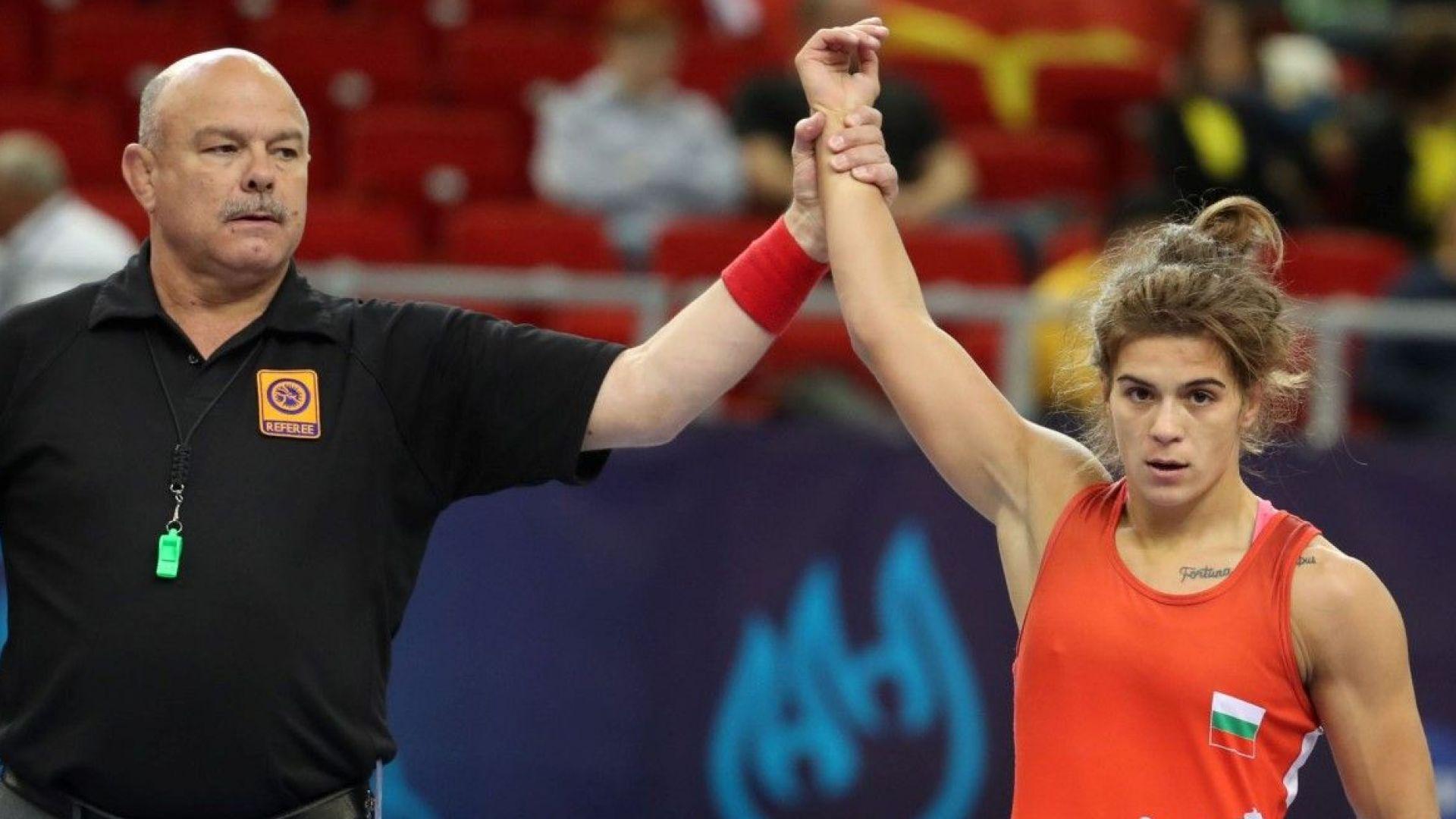 Биляна Дудова и Тайбе Юсеин са на полуфинал