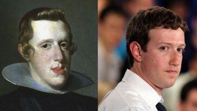 Кои днешни знаменитости имат двойници сред историческите личности