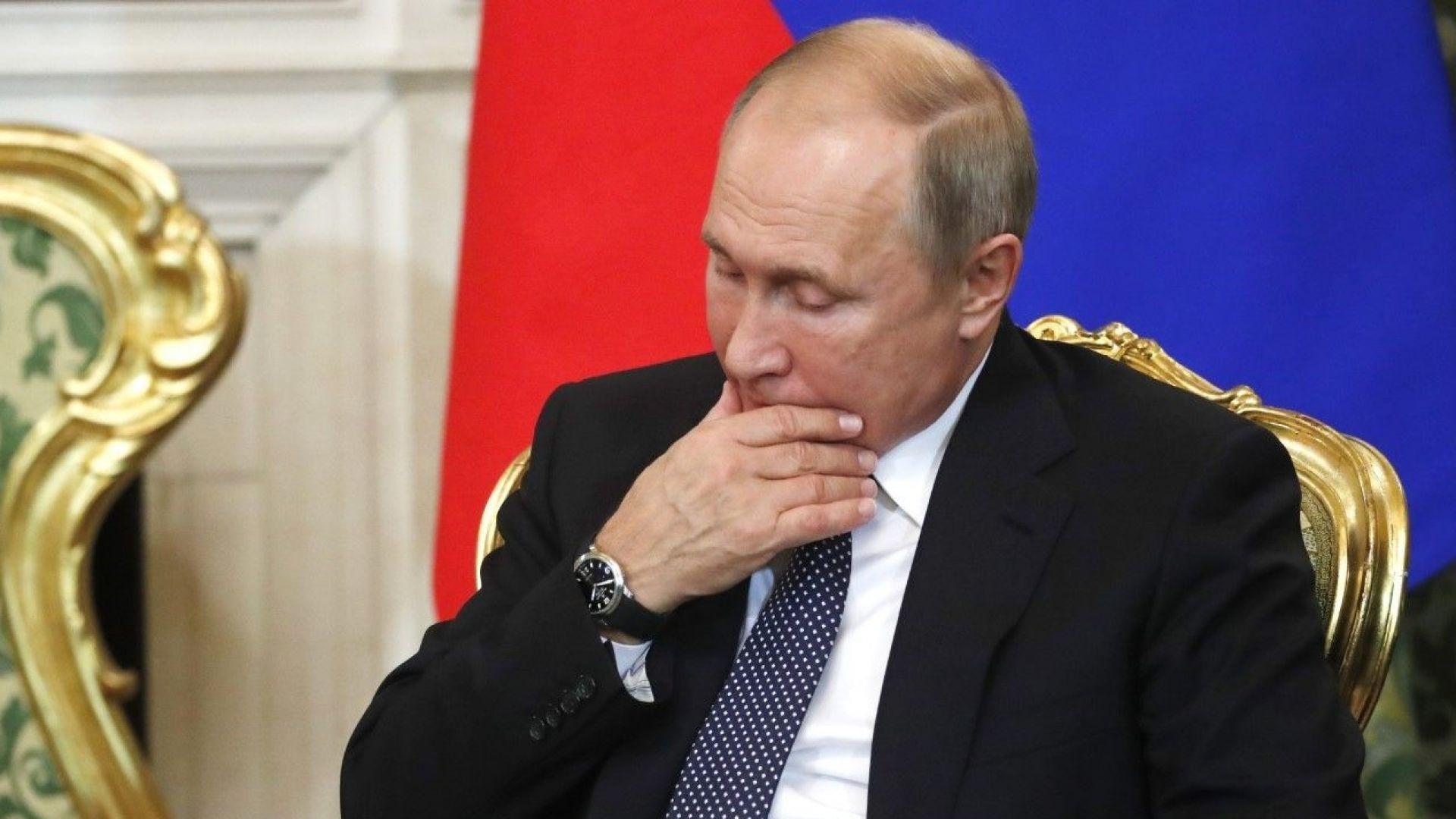 Путин заплаши Европа с възможен удар, ако приеме US ракети