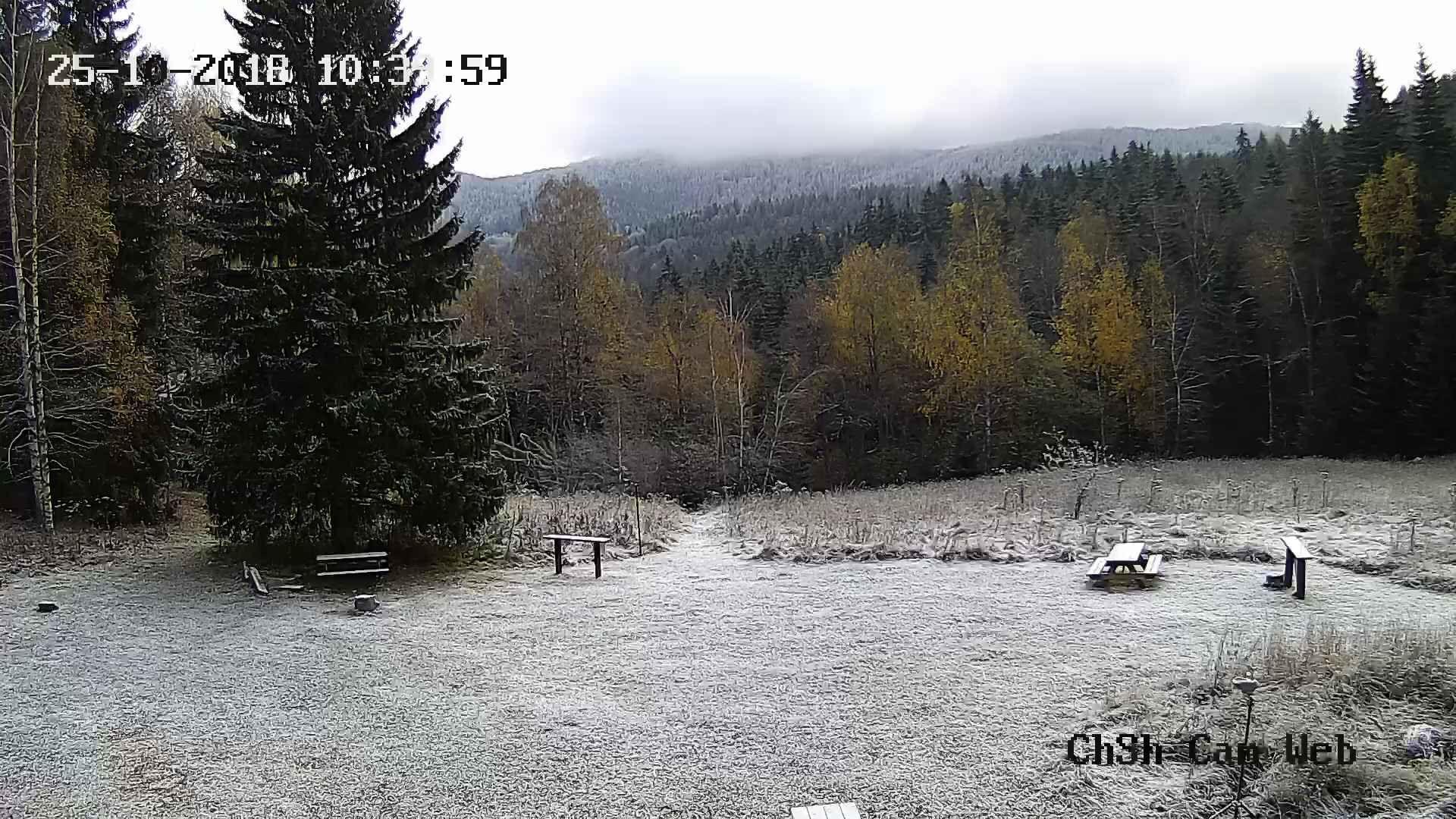Сняг в планините, минус 14 градуса на Мусала