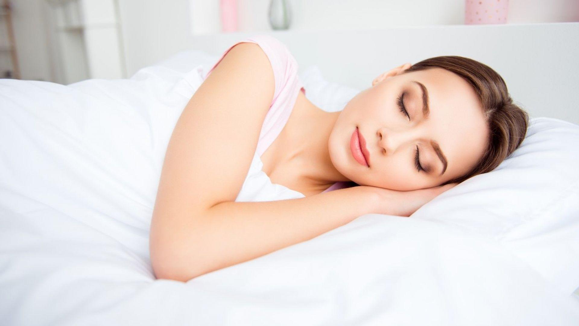 Критичната граница за сън с грим е 15-20 минути