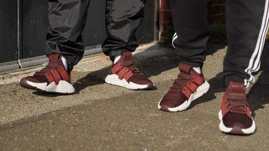 adidas Originals представя новото превъплъщение на провокативния силует Prophere