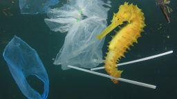 Следят от космоса пластмасовите отпадъци в океана