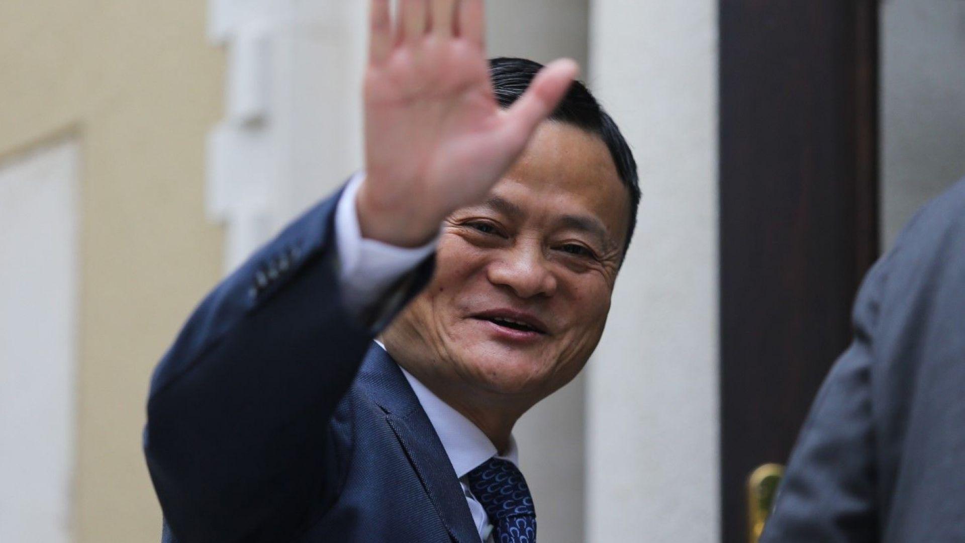 Джак Ма е най-богатият китаец