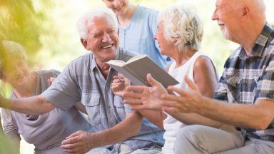 Средната пенсия ще докосне 489 лева през 2021 г.