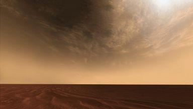 Какво знаем за облаците на Марс
