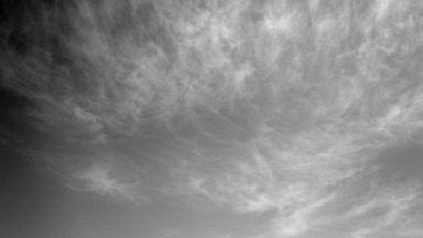 Най-добрите кадри на марсианските облаци вече са факт (видео)