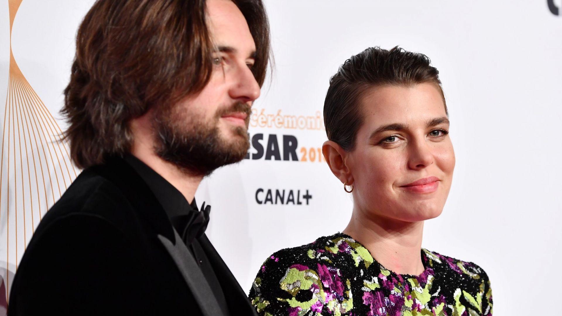 Шарлот Казираги се раздели с бащата на 2-месечния си син
