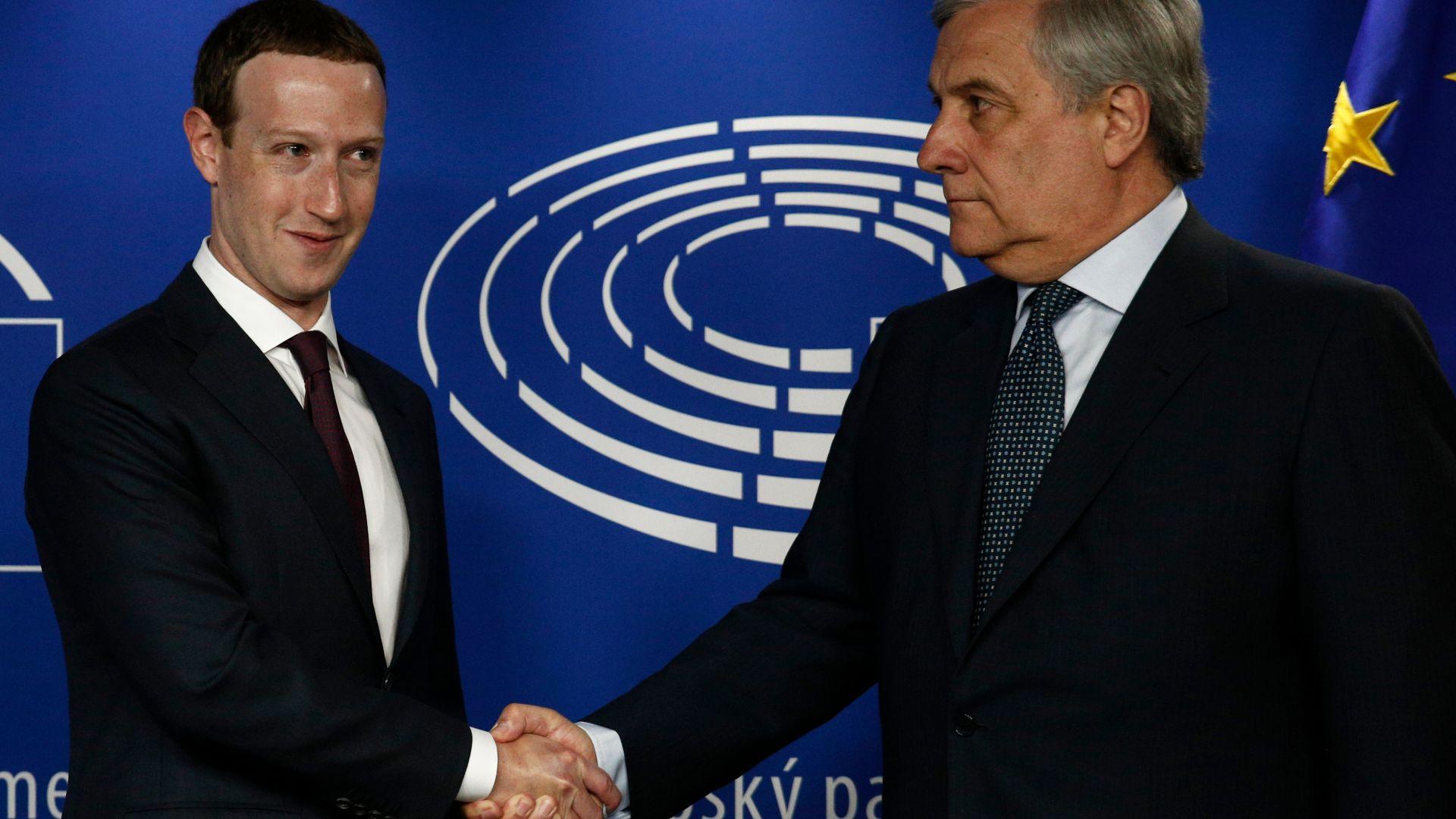 """ЕС настоява за пълна проверка на """"Фейсбук"""""""