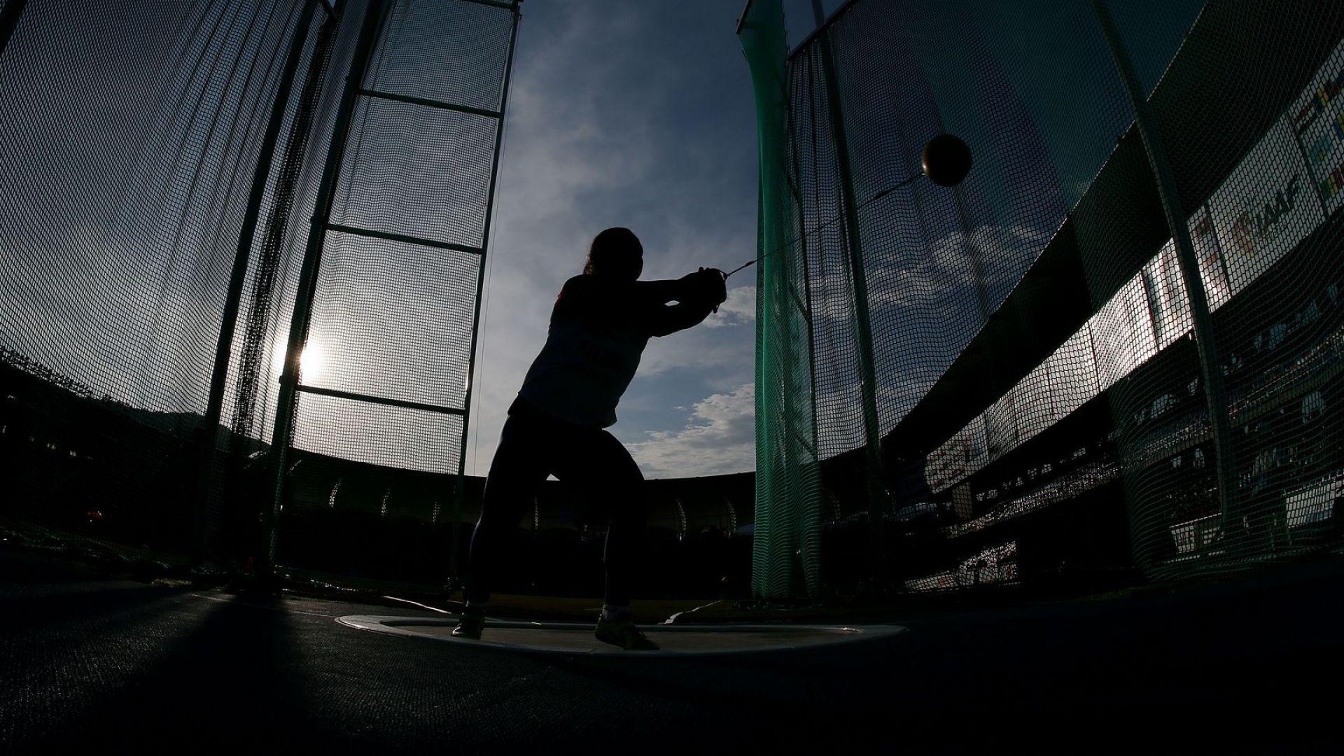 Хванаха руска атлетка с четири различни вида допинг