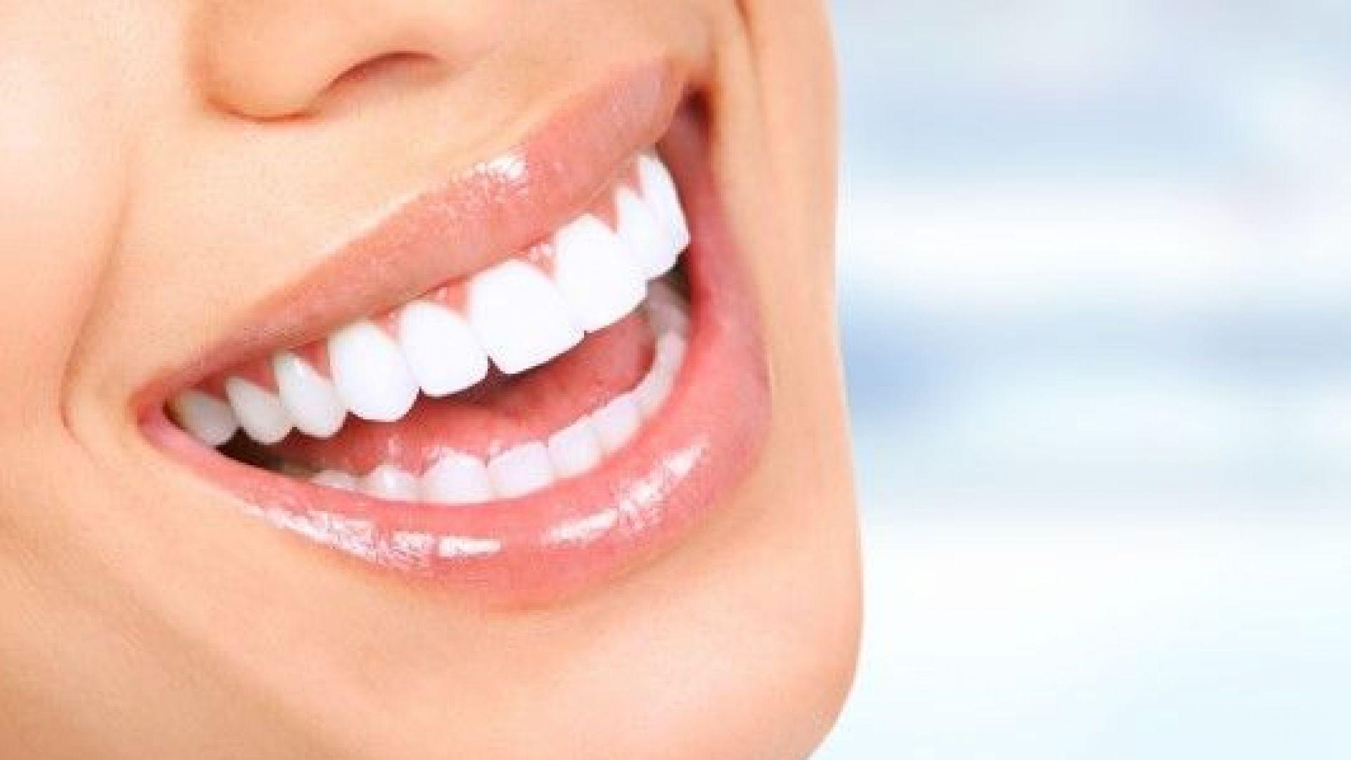 750 000 души у нас нямат нито един зъб