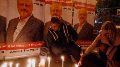 Саудитска Арабия осъди петима на смърт заради убийството на Джамал Кашоги
