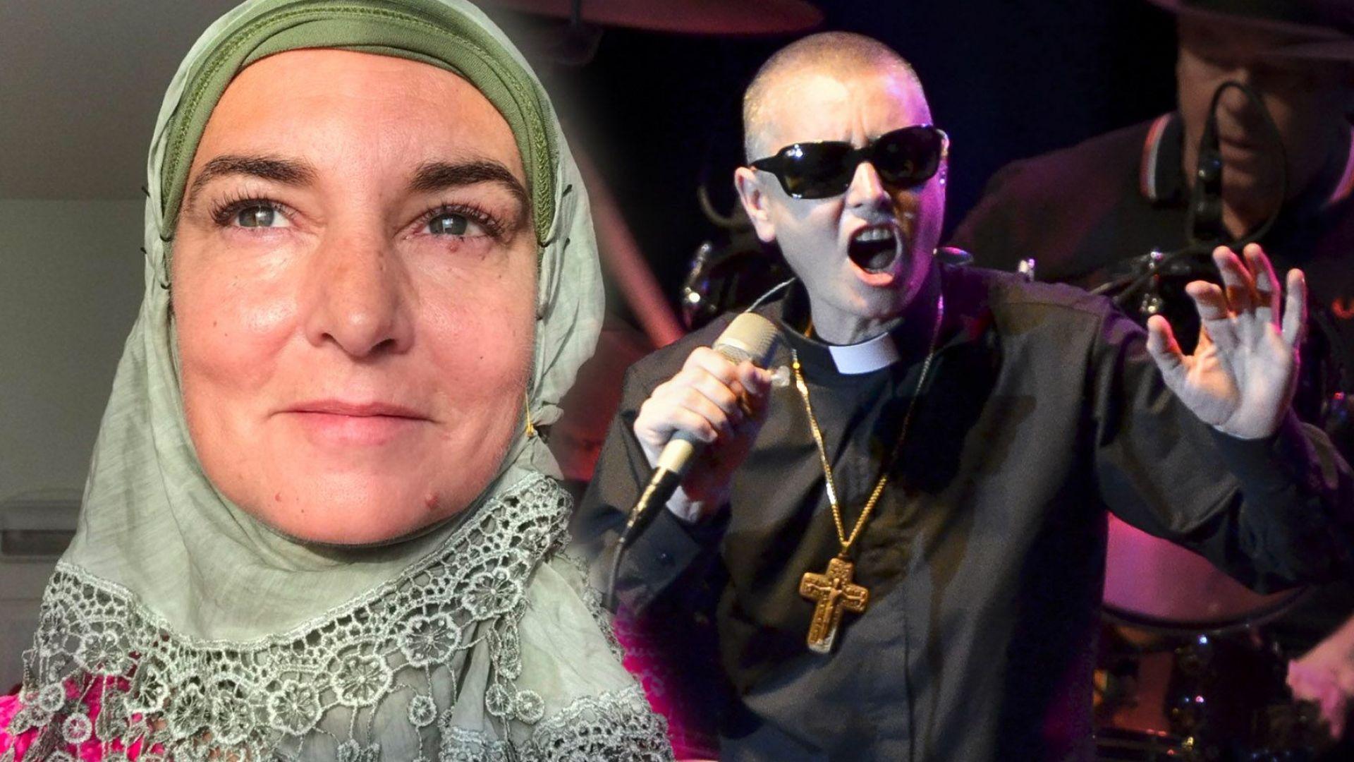Шиниъд О'Конър прие исляма и си смени името