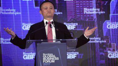 Основателят на Алибаба Джак Ма напуска председателския пост на компанията