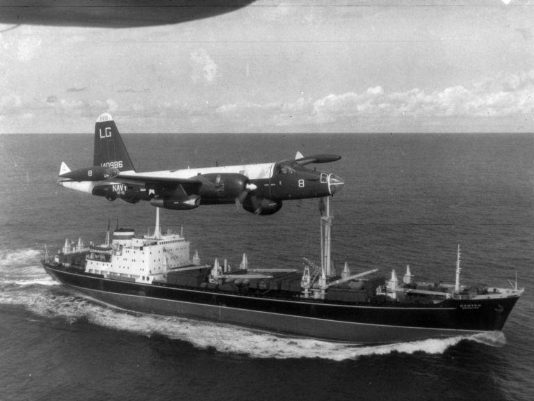 Карибската криза - когато САЩ и СССР спореха за балистични ракети (архивни  кадри) | Днес.dir.bg